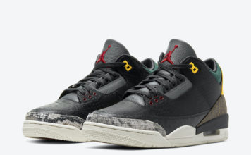 Air Jordan 3 Animal Instinct 2 CK4344-001 Release