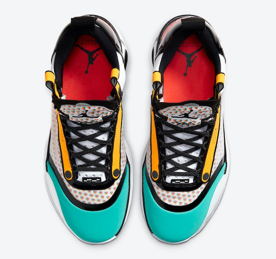 Air Jordan 34 Low Guo Ailun CZ7748-100 Release Date Info
