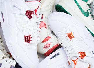 Air Jordan 4 Metallic Pack