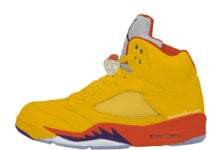 Air Jordan 5 Varsity Maize Solar Orange Court Purple CZ5725-700 Release Date Info