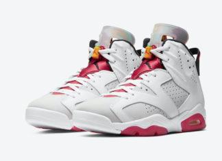 Air Jordan 6 Hare Release Date CT8529-062