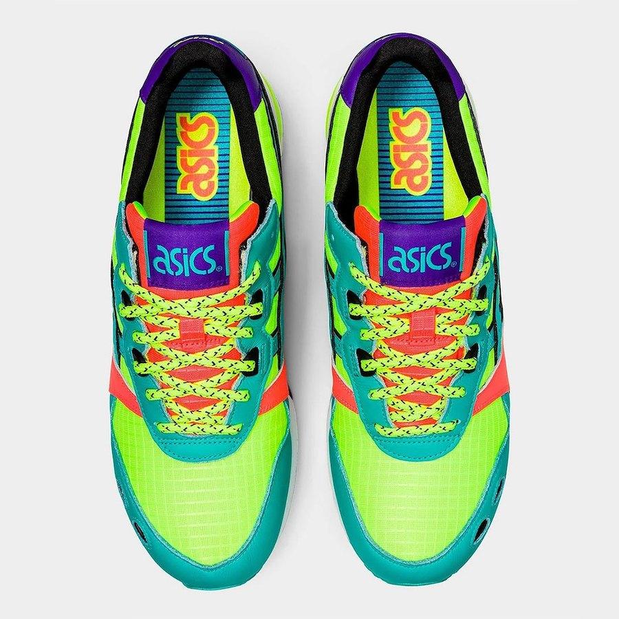 Asics Gel Lyte Neon Yellow Release Date Info
