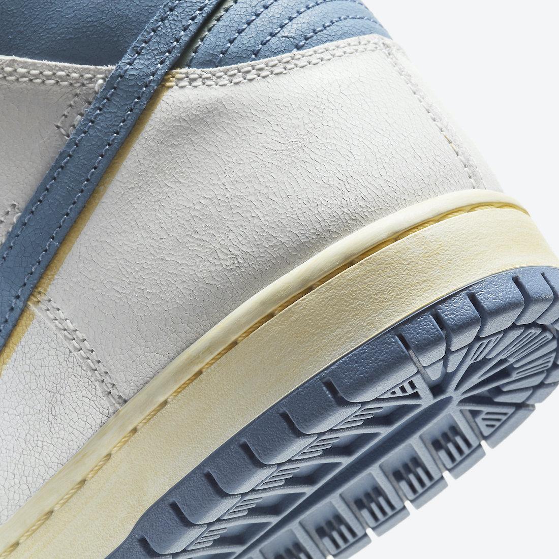 Atlas Nike SB Dunk High CZ3334-100 Release Date