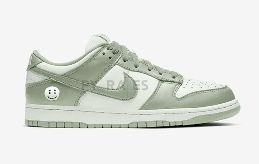 Cactus Plant Flea Market Nike Dunk Low Spiral Sage Release Date Info