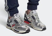 Concepts adidas ZX 9000 Silver Metallic Concepts x adidas ZX 9000 Silver Metallic FX9966 Release Date Info