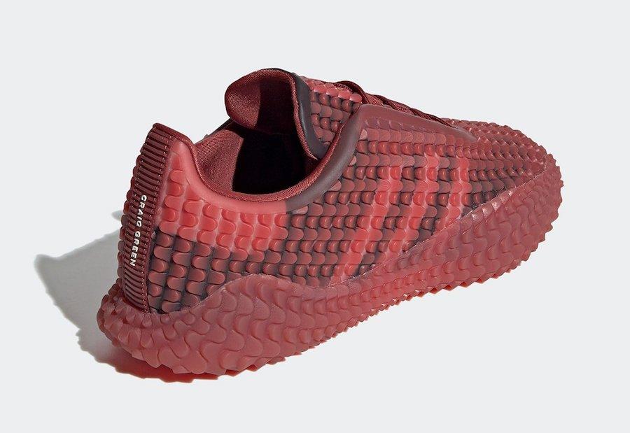 Craig Green adidas Graddfa AKH I FV4190 Release Date Info