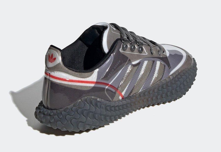 Craig Green adidas Polta AKH I FV4184 Release Date Info