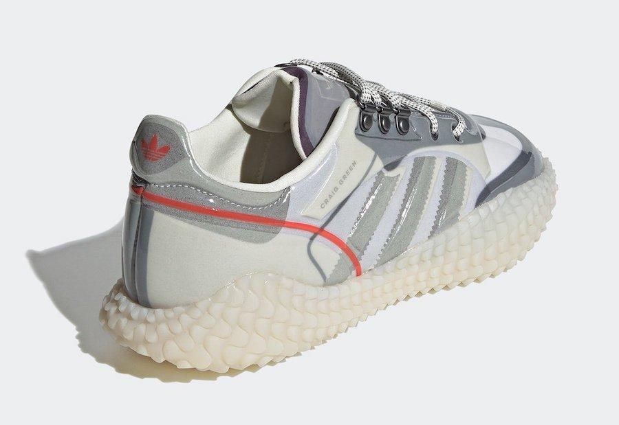 Craig Green adidas Polta AKH I FV6810 Release Date Info