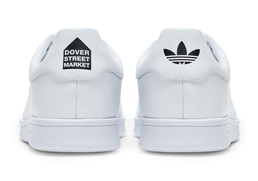 Dover Street Market DSM adidas Stan Smith Release Date Info