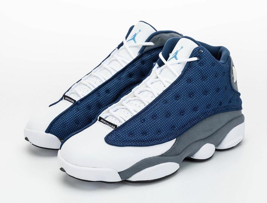 Flint Air Jordan 13 2020 414571-404 Release Info