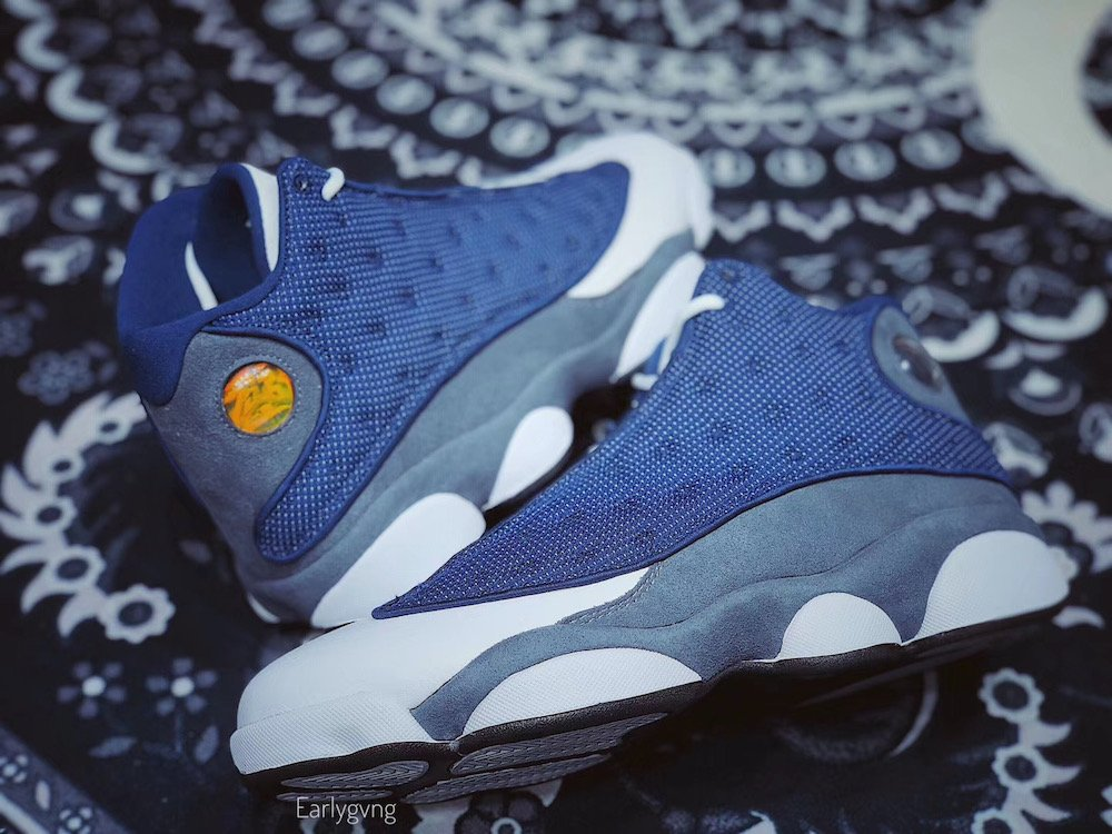 Flint Air Jordan 13 414571-404 Release Date Price