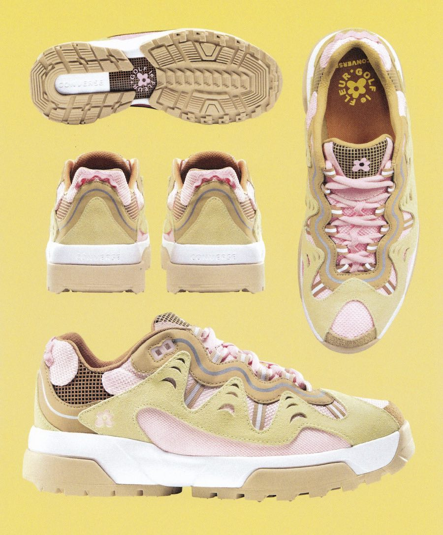 Converse Golf le Fleur Gianno Pink Release Date Info