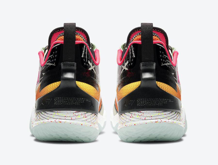 Jordan Westbrook One Take Beijing CJ0781-600 Release Date Info