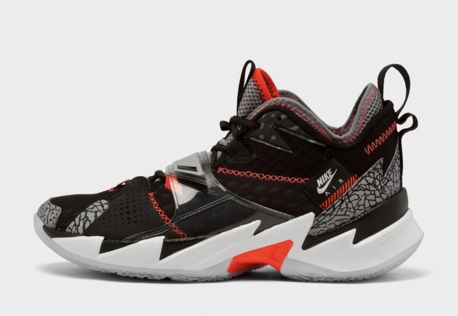 Jordan Why Not Zer0.3 Black Cement CD3003-006 Release Date Info