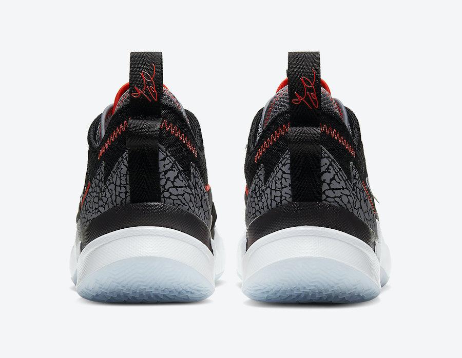 Jordan Why Not Zer0.3 Black Cement CD3003-006 Release Date
