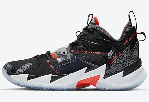 Jordan Why Not Zer0.3 Black Cement Release Date