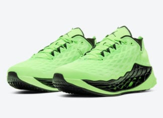 Jordan Zoom Trunner Ultimate Rage Green CJ1495-300 Release Date Info