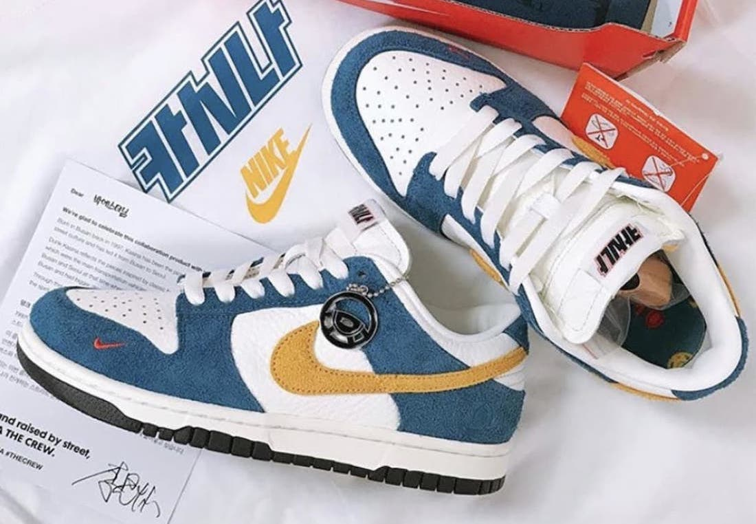 Kasina Nike Dunk Low