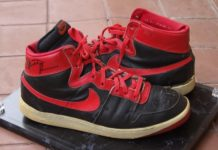Michael Jordan Nike Air Ship Banned Air Jordan 1 1984