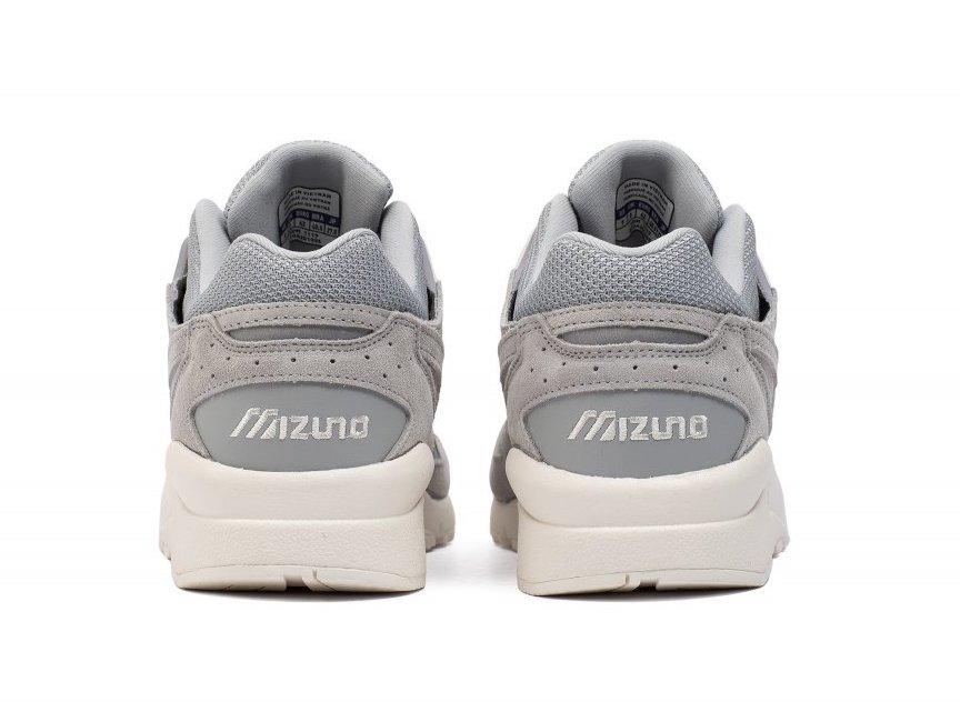 Mizuno Sky Medal Grey White Release Date Info