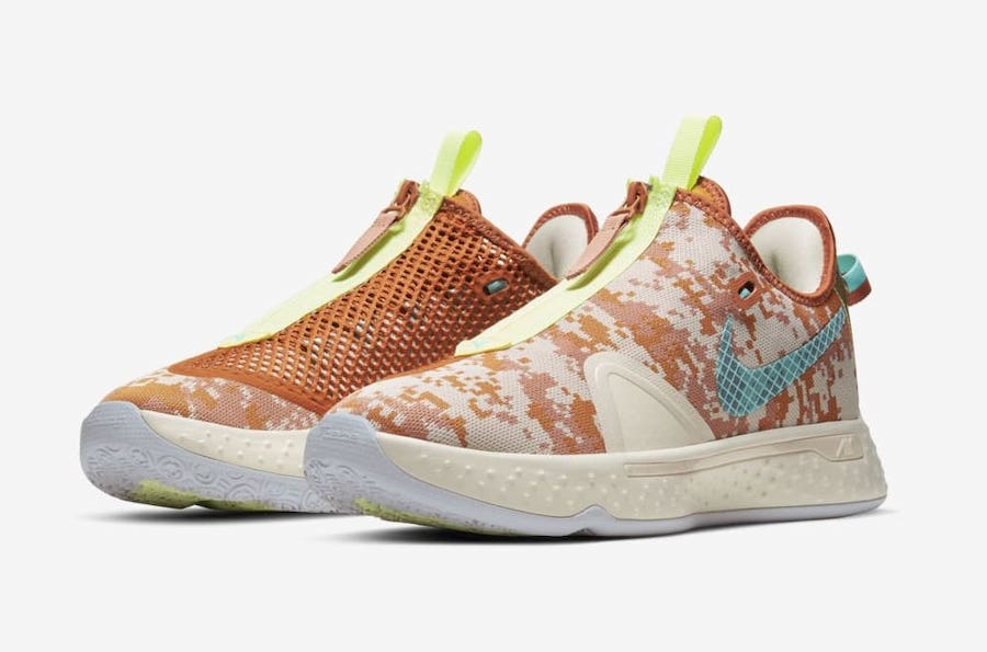 NBA 2K Nike PG 4 Digi-Camo GE Release Date Info