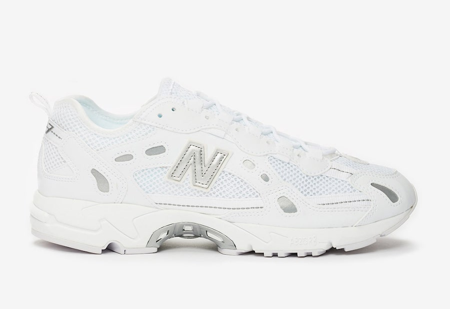 New Balance 826 White Silver Release Date Info