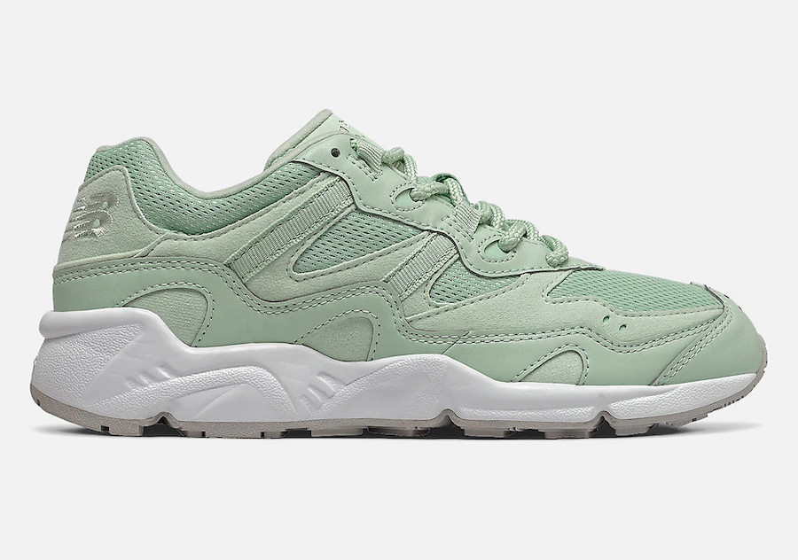 New Balance 850 Mint Green Release Date Info