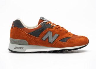 New Balance M577 Orange Grey Release Date Info