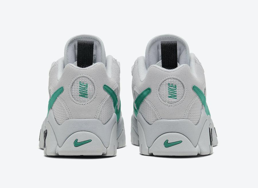 Nike Air Barrage Low Neptune Green CW3129-001 Release Date Info