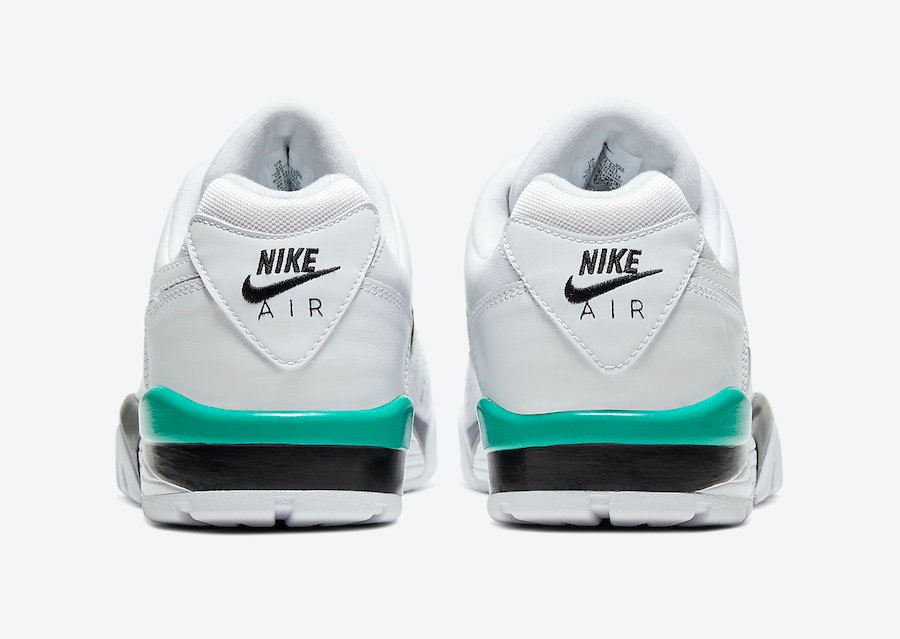 Nike Air Cross Trainer 3 Low Neptune Green CJ8172-101 Release Date Info