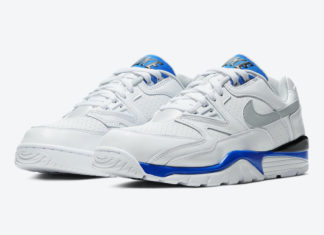 Nike Air Cross Trainer 3 Low Racer Blue CJ8172-100 Release Date Info
