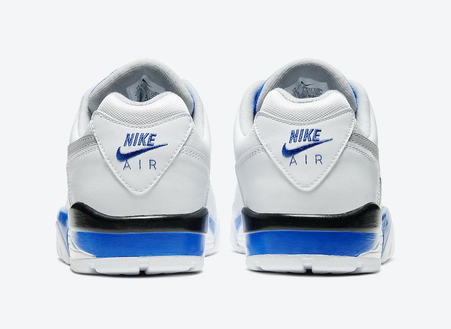 Nike Air Cross Trainer 3 Low Racer Blue CJ8172-100 Release Date Info