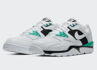 Nike Air Cross Trainer 3 Low White Green Release Date Info