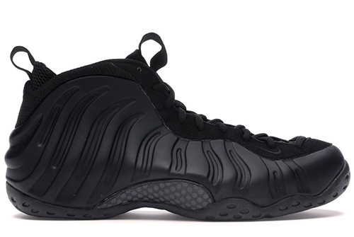 Nike Air Foamposite One Anthracite Blackout 2020 Release Date