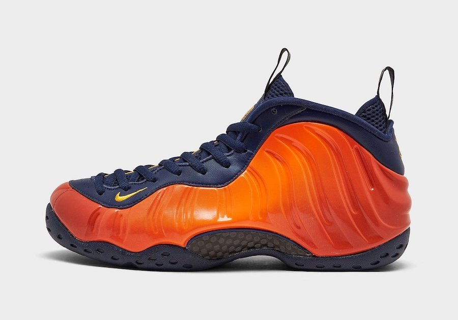 Nike Air Foamposite One Rugged Orange CJ0303-400 Release Date