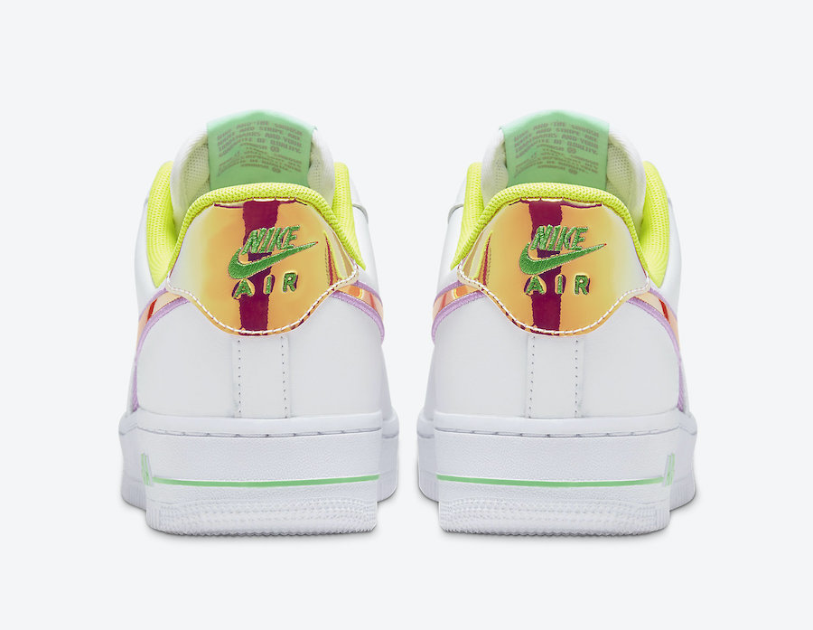 Nike Air Force 1 Low Easter CW5592-100 Release Date Info