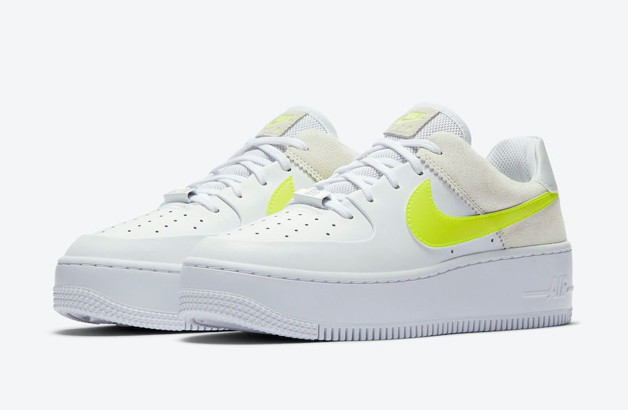 Nike Air Force 1 Low Lemon Venom CW2652-100 Release Date Info ...