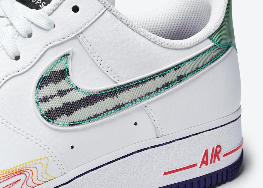 Nike Air Force 1 Music DeAaron Fox Brittney Griner Release Date Info