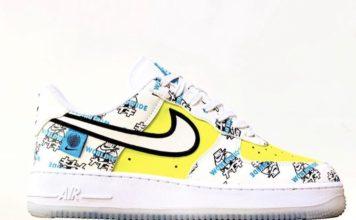 Nike Air Force 1 Worldwide Japan Release Date
