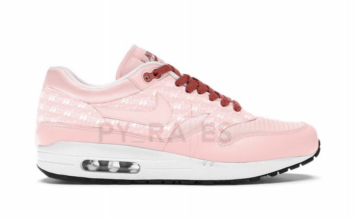 Nike Air Max 1 Powerwall Pink Lemonade