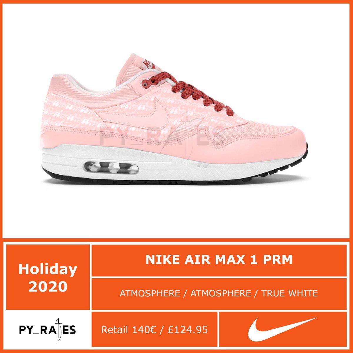 Nike Air Max 1 Powerwall Pink Lemonade Release Date Info