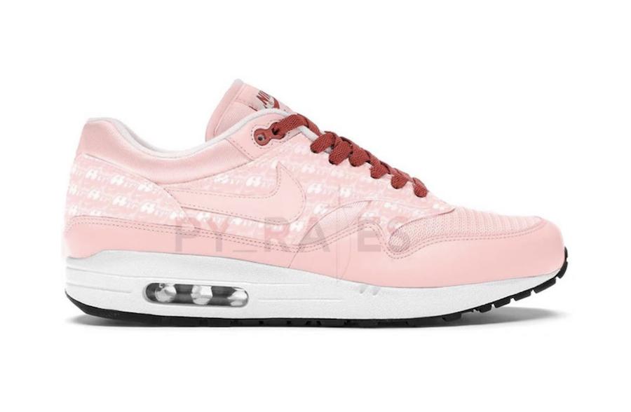 Nike Air Max 1 Powerwall Pink Lemonade