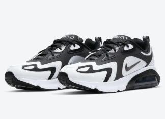 Nike Air Max 200 Dark Smoke Grey CT1262-100 Release Date Info