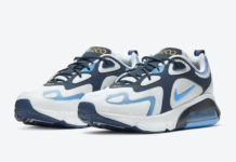 Nike Air Max 200 Midnight Navy CT1262-103 Release Date Info