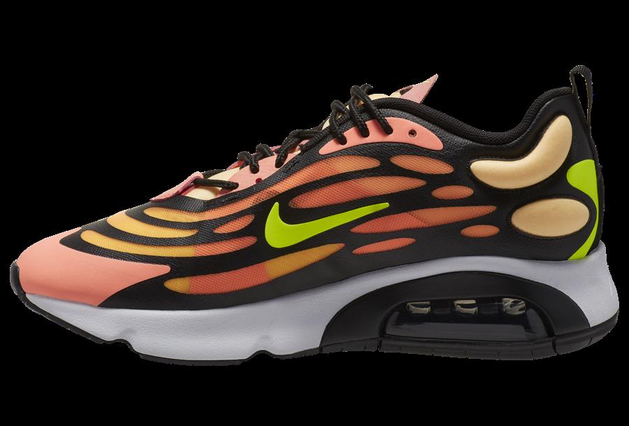 Nike Air Max 200 Sunrise CK6811-600 Release Date Info