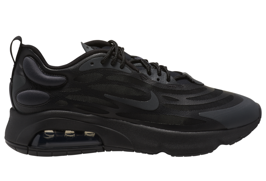 Nike Air Max 200 Triple Black CK6811-002 Release Date Info