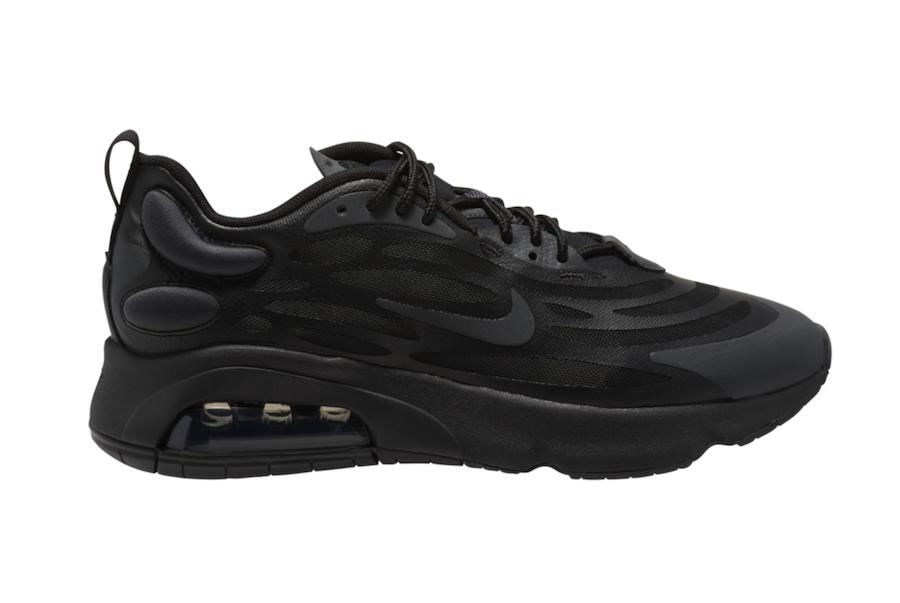 Nike Air Max 200 Triple Black CK6811-002
