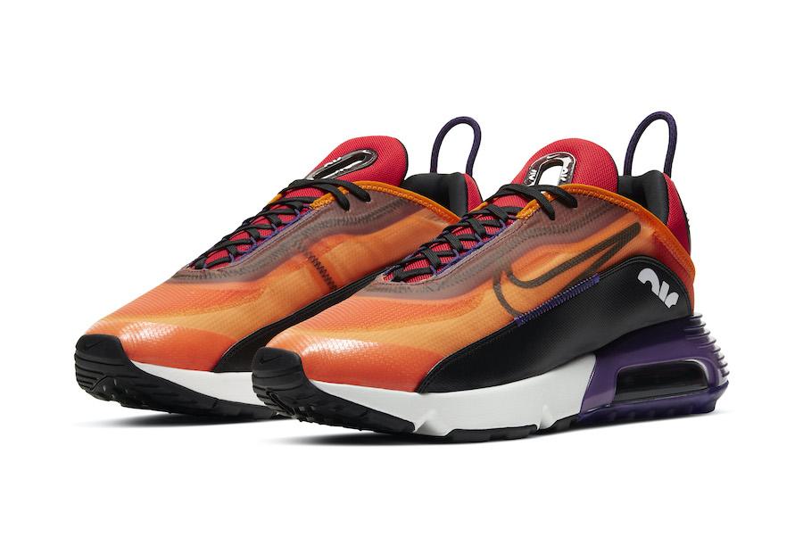 Nike Air Max 2090 Magma Orange BV9977-800 Release Date Info