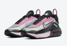Nike Air Max 2090 Pink Foam CW4286-100 Release Date Info