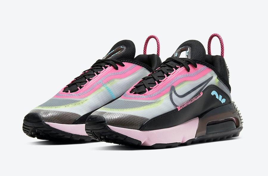 super popular estilo de moda de 2019 comprar nuevo Nike Air Max 2090 Pink Foam CW4286-100 Release Date Info ...